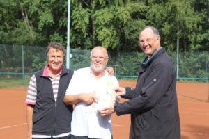 Grufti-Cup 2018 ..Trotz Regenschauer..