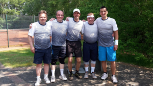 Read more about the article Punktspielsaison Sommer 2018 – Herren 40