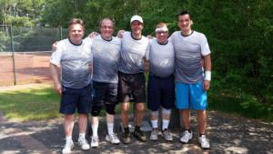 Punktspielsaison Sommer 2018 – Herren 40