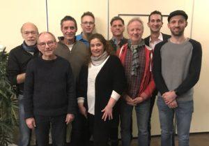 Read more about the article Mit verjüngtem Vorstand in die Zukunft