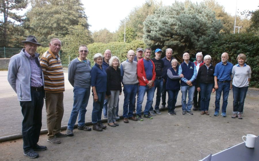 Read more about the article Vereinsmeisterschaft Boule
