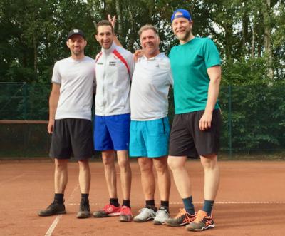 Read more about the article Landesligasaison endet für Herren 30 I enttäuschend!