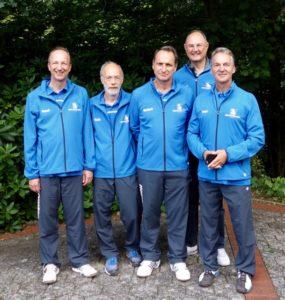 Read more about the article Endspiel um die Meisterschaft in der BK/AK 60, ein verlorener Tag ?