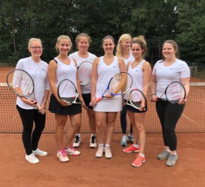 Read more about the article Der dritte Platz ging an die Damen des TCO
