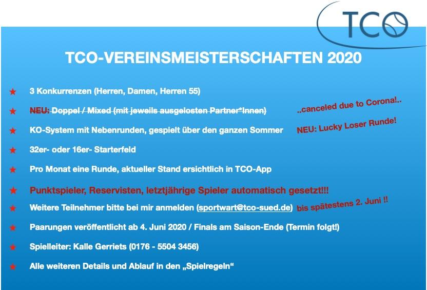 Read more about the article Vereinsmeisterschaften gestartet / 71 Teilnehmer