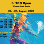 3. TCO Open im August