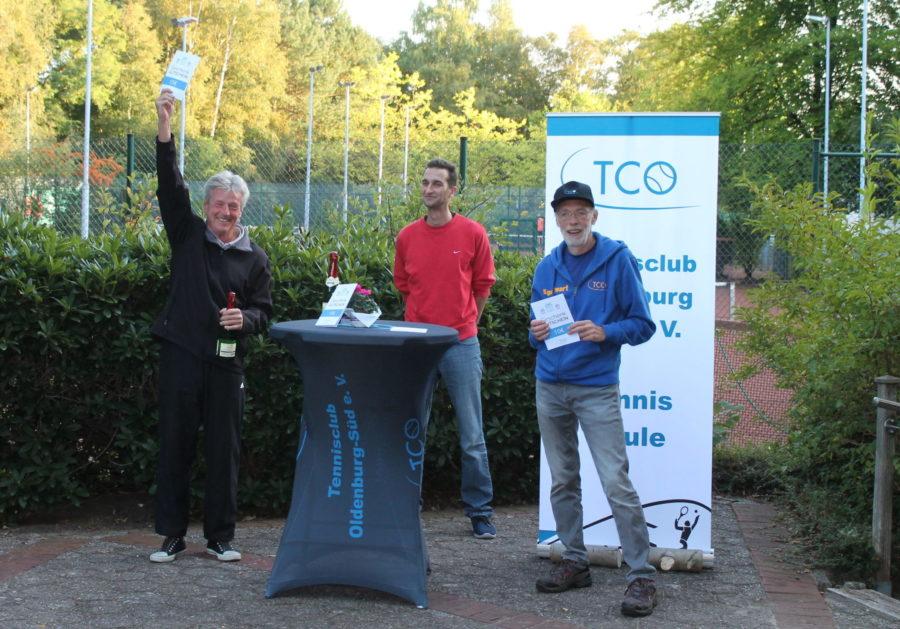 Read more about the article Finals der Vereinsmeisterschaft 2020