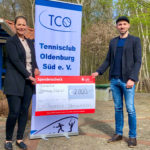 LzO fördert Jugendarbeit des TCO