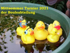 Read more about the article Mittsommer-Turnier 2021