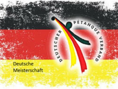 Qualifikation für Deutsche Meisterschaft