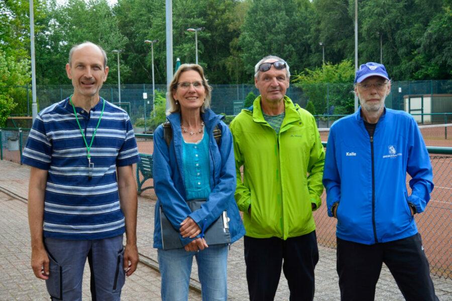 Read more about the article Tennis for Future – Aufschlag für die Artenvielfalt