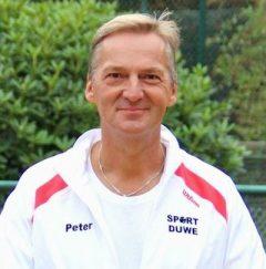 Peter Heyna: Tennis Trainer Jugend und Erwachsene