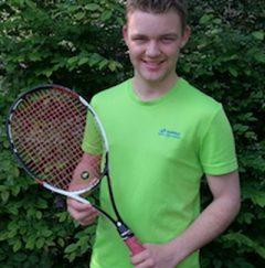 Jonas Ditthen: Tennis Trainer Jugend